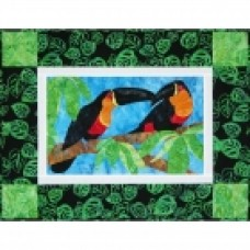 Ariel Toucan Wall Hanging