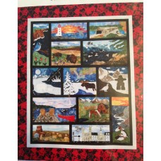 Oh Canada Mystery Quilt Canada