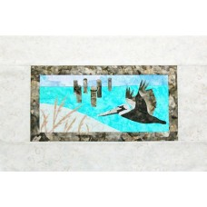 Gulf Coast Mystery USA Wall Hanging
