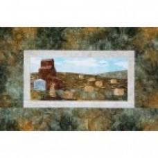 Mystery Quilt Canada - Saskatchewan  (WALL HANGING)