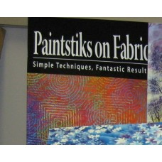 Paintstiks on Fabric Book