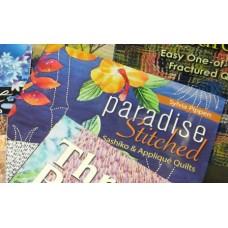 Paradise Stitched Sashiko