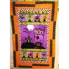 Happy Haunting Quilt Kit