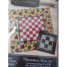 Checkers & Tic-Tac-Toe