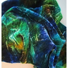 Silk Velvet - Hand-Dyed Fat Quarter