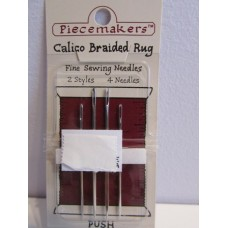 Calico Braided Rug Needles