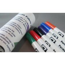 Permanent Fabric Markers