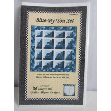 Blue-By-You Quilt Set