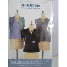 Easy Silhouette Vest - Indygo Junction