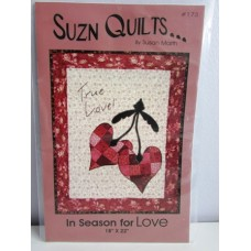 True Love by Suzn Quilts...