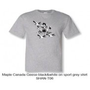Canada 150th T-Shirts by Shania Sunga
