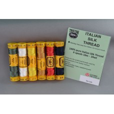 Bozzollo Italian Silk Thread