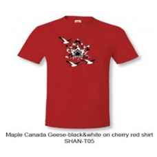 Canada's 150th T-Shirts by Shania Sunga